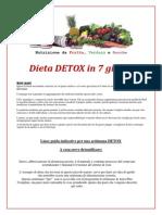 7 Giorni Detox