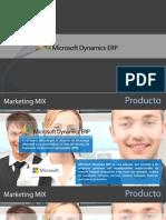 Marketing Mix Microsoft Dynamics ERP