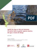 Agenda Del Agua en Norte de Santander Un Camino Hacia La Gestio 769 n Regional Colectiva Del Agua a Trave 769 s Del Dia 769 Logo