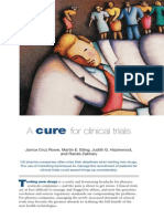 A Cure for Clinical Trials