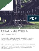 Catalogo de Especies Veg