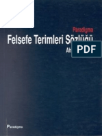 Ahmet Cevizci - Felsefe Sözlüğü.epub