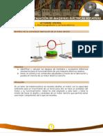 Actividad Central 1 - Funcionamiento e Instalacion de  Maquinas Electricas Rotativas- SENA