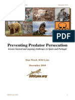 Preventing Predator Persecution v2015