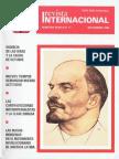 Revista Internacional - Nuestra Epoca N°11 - Edición Chilena - Noviembre 1986