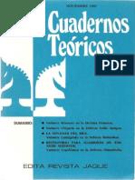 Cuadernos teoricos 77