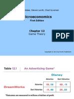 Microeconomía - Capítulo 12