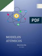 Modelos Atomicos Elena Armas