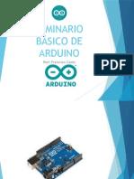 Seminario Básico de Arduino