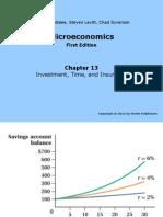 Microeconomía - Capítulo 13
