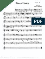 Himne Alegria Flautes Cor i Instruments