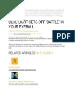 Eyes - Blue Light