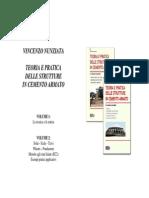 Edilizia - V. Nunziata - Teoria e Pratica Delle Strutture in Cemento Armato - Vol. 1 - Ed. Dario Flaccovio