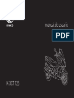Kymco - Scooter - K-XCT_125i_manual