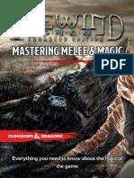 IWDEE Manual 2 Mastering Melee Magic