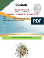Sesion 2-Dg-Individuo,Roles y Grupo.