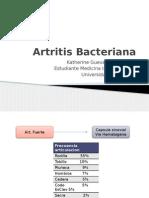 Artritis Bacteriana.pptx