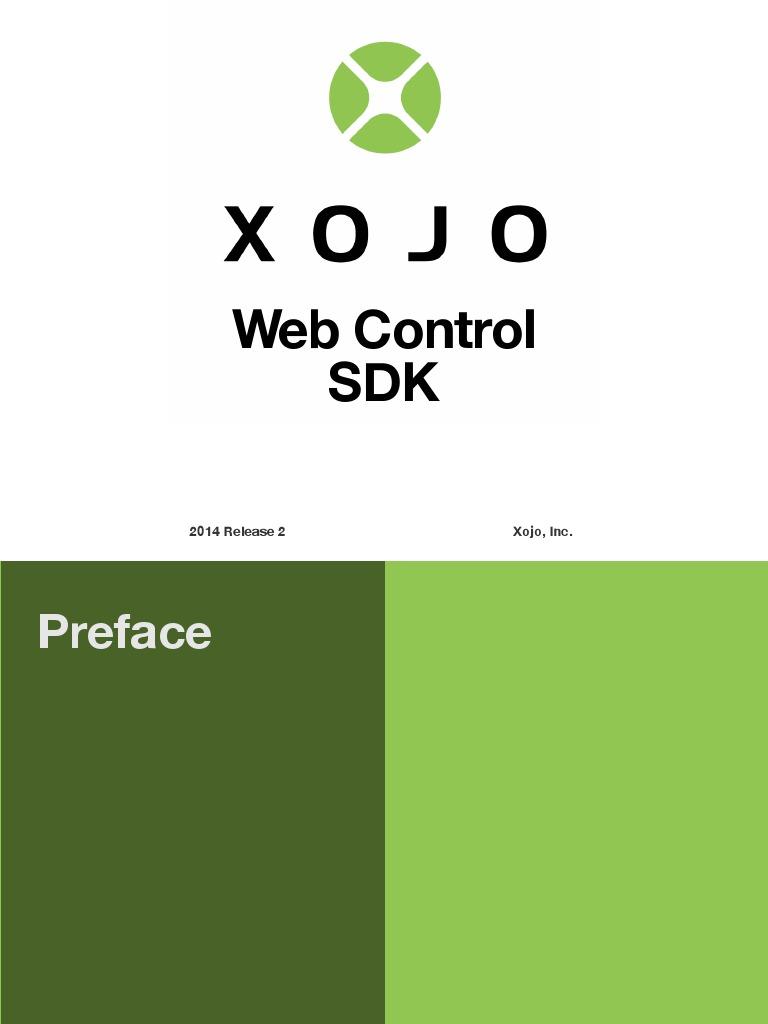 Xojo Android Sdk