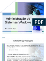 ADW_01 - Administração Windows Server 2012