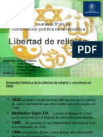 Derecho Libertad de Culto (art 19 N°9 CPR)