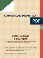 comunidadprimitiva-110930091905-phpapp01