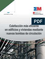 Calefaccion Mas Eficente en Edifcios y Viviendas Mediante Nuevas Bombas de Circulacion Fenercom