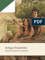 Antiguo Testamento Manual de Seminario