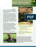 waterwise tree care