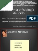 1. Anatomía y fisiología del oído