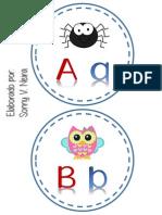 ABC Ilustrado Por Mi