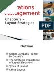 Layout Strategy