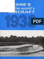 Janes All the Worlds Aircraft 1938