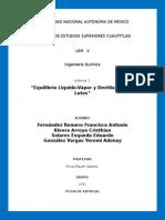 Reporte1 Eq L v y Destilacion