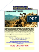 Blog Links for Cbf