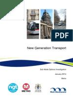 New Generation Transport (01/2014)