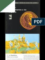 Los Romanos y su  Imperio