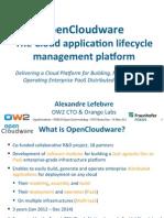 Berlin Day Open Cloud Ware