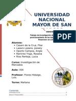 Monografia de Banco Financiero