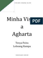 Minha Visita a Agharta - Lobsang Rampa