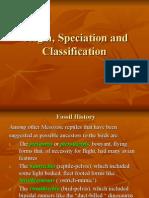 II. Origin, Spaciation, And Classification