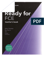 Ready for FCE Teacher s Book
