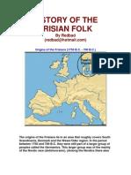 History of the Frisian Folk