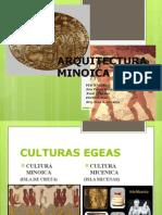 ARQUITECTURA MINOICA