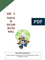 Unidad Salud Ocupacional
