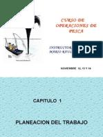 Operaciones de Pesca Workover
