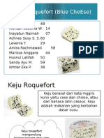 Keju Roquefort (Blue Chesee)