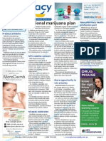 Pharmacy Daily for Mon 19 Oct 2015 - National marijuana plan, New pharmacy health profession pact, NPS codeine concern, Weekly Comment and much more