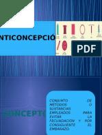 Diapositivas Metodos Anticonceptivos Sexualidad