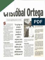 Ortega Maila - Diario El Extra -Ecuador