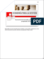 MTA1 - Economia de Mercado